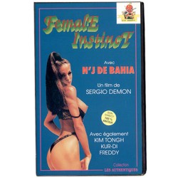 DVD Film X Female instinct 1
